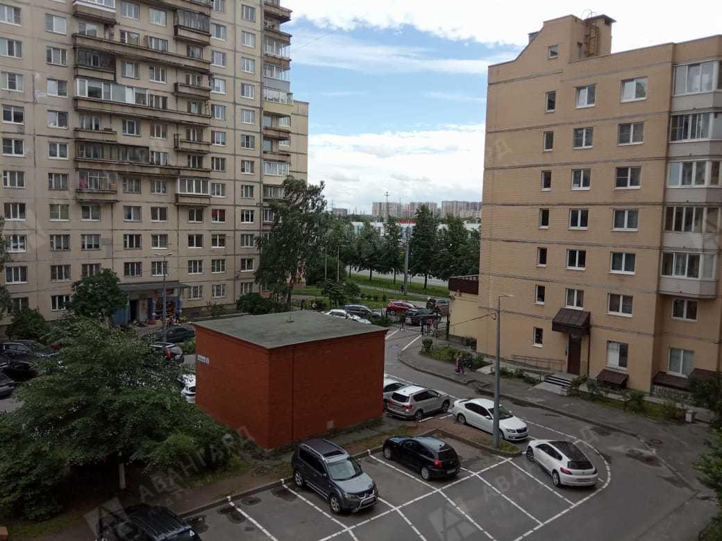 1-комнатная квартира, Наставников пр-кт, 3 к.1 - фото 13