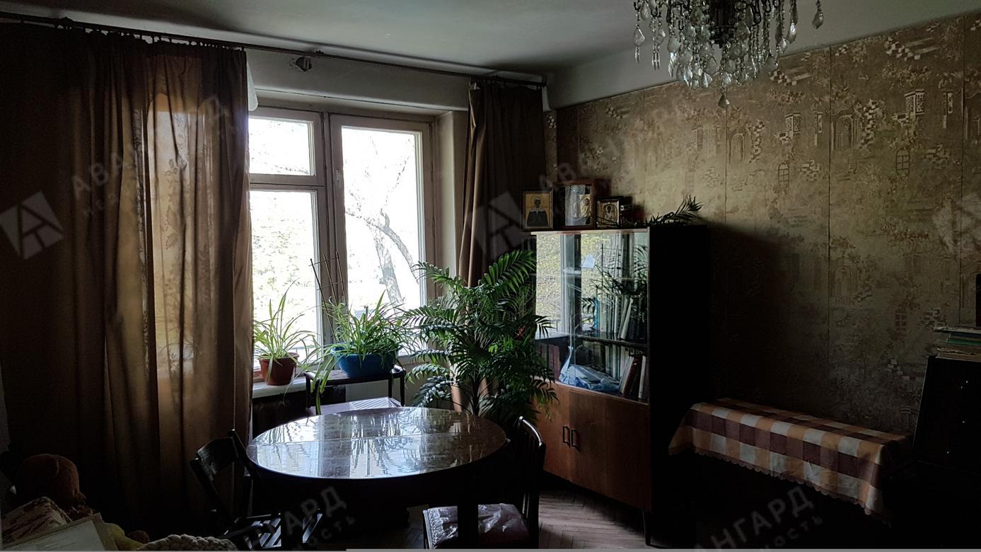 3-комнатная квартира, Белградская ул, 6к3 - фото 1