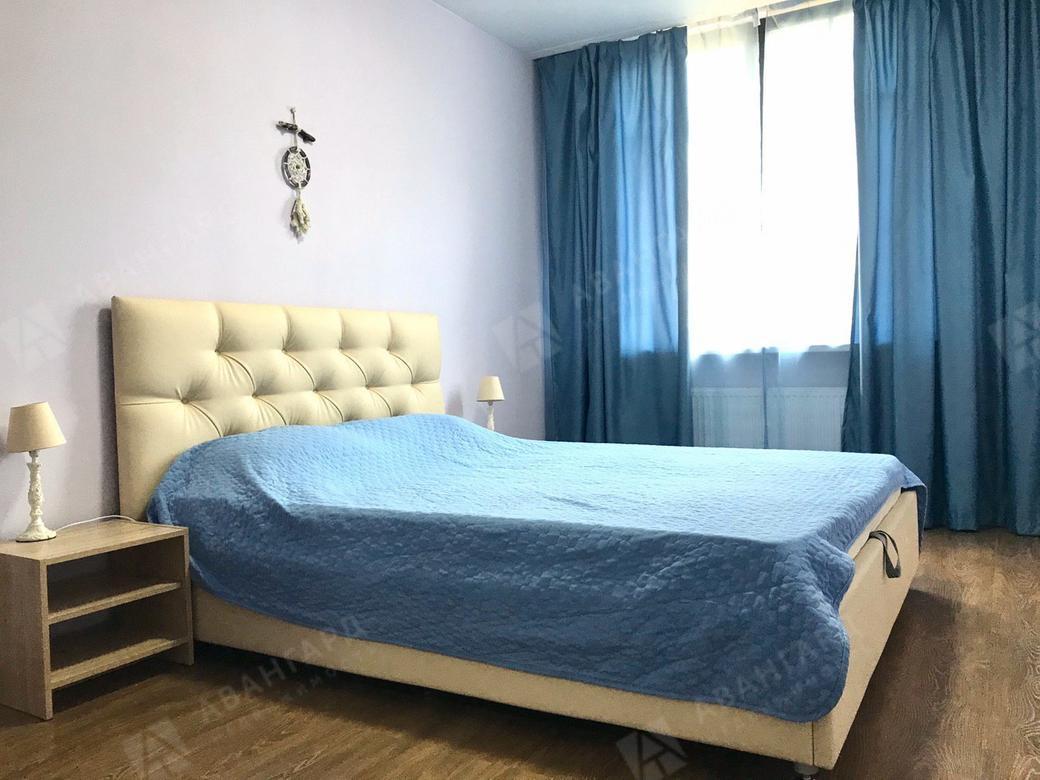 1-комнатная квартира, Заозёрная ул, 3к2 - фото 1