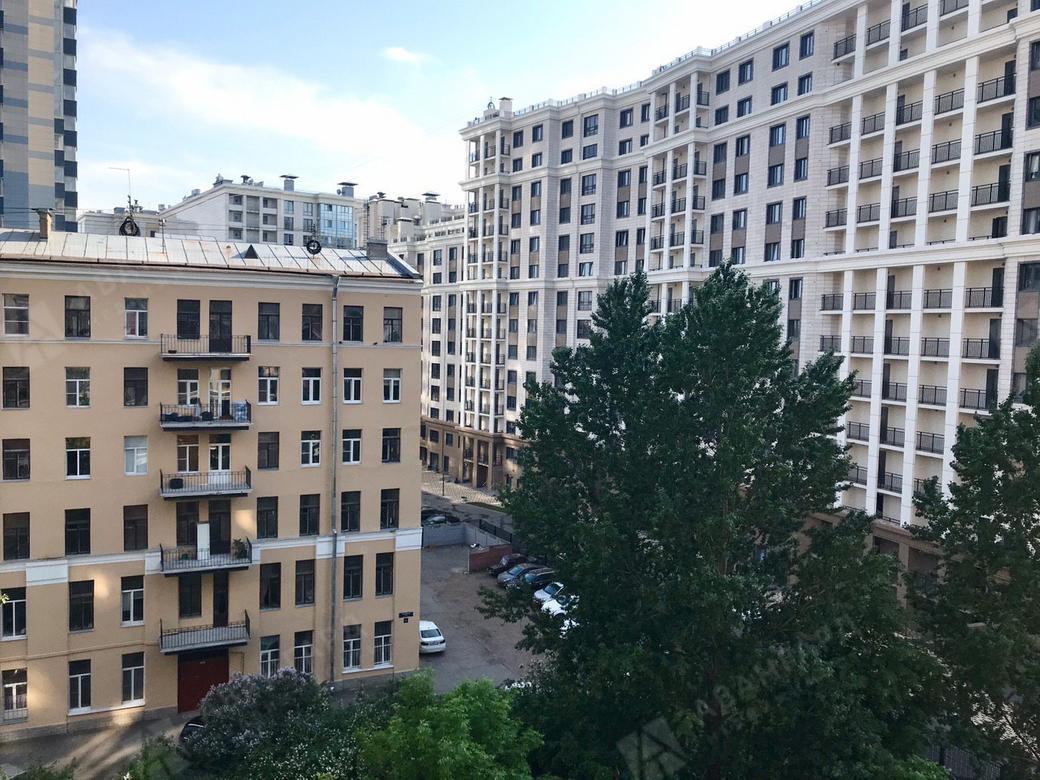 1-комнатная квартира, Заозёрная ул, 3к2 - фото 14