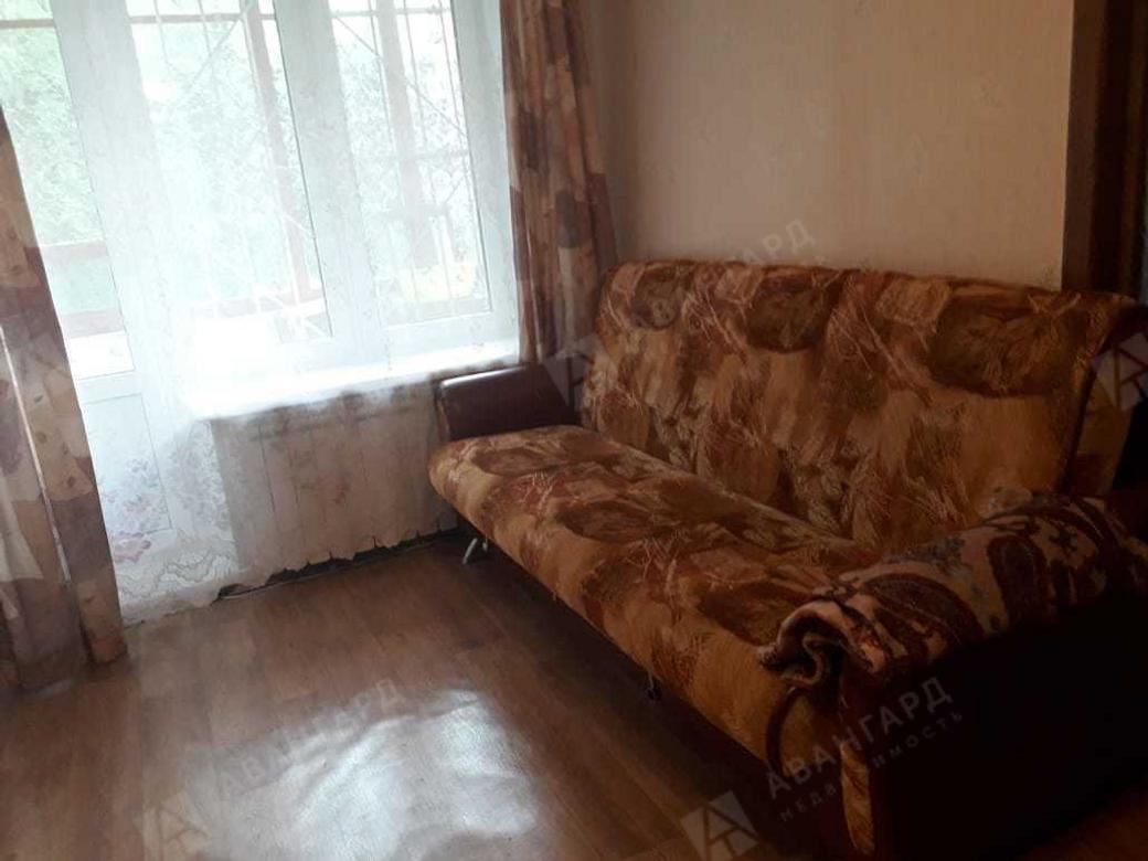 2-комнатная квартира, Новосибирская ул, 10 - фото 1