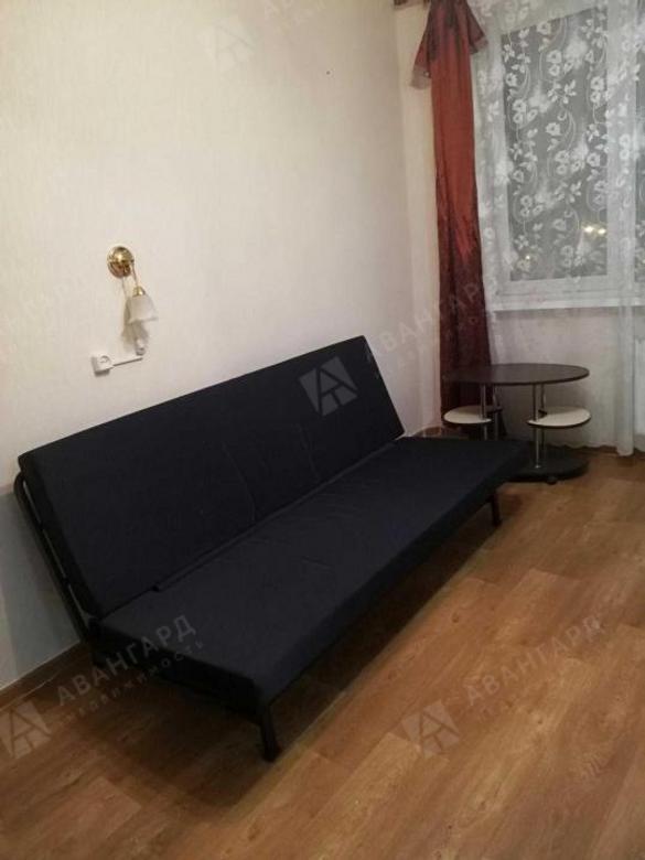 1-комнатная квартира, Бухарестская ул, 39 к1 - фото 2