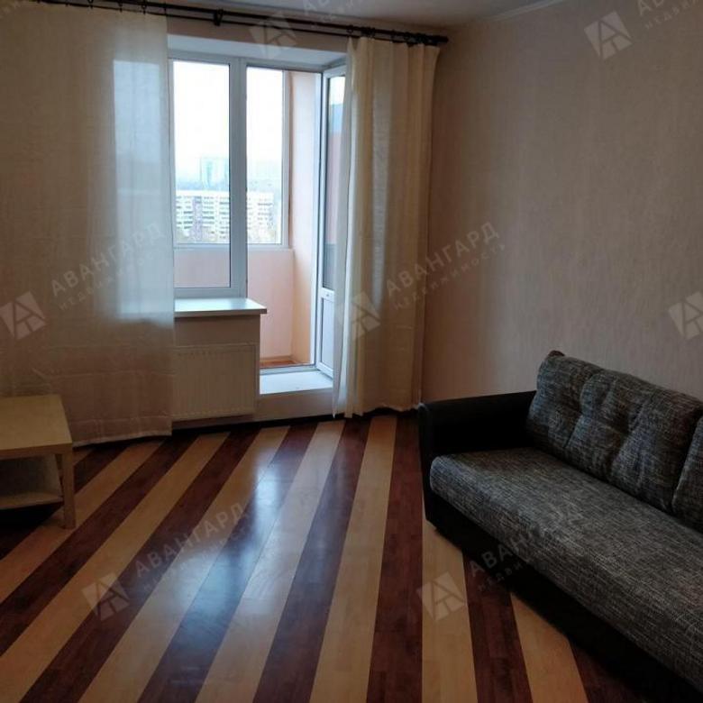 1-комнатная квартира, Новоколомяжский пр-кт, 11 - фото 2