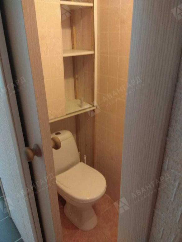 2-комнатная квартира, Народная ул, 74 - фото 12