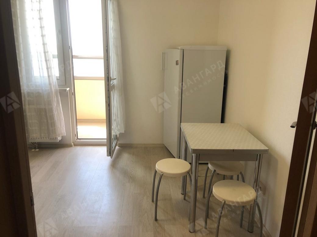 1-комнатная квартира, Дыбенко ул, 4 к1 - фото 2