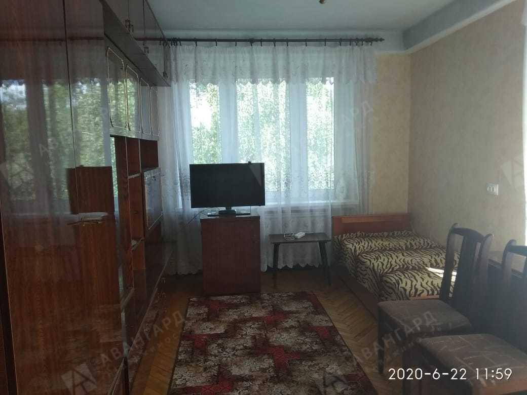 1-комнатная квартира, Пионерстроя ул, 12 - фото 2