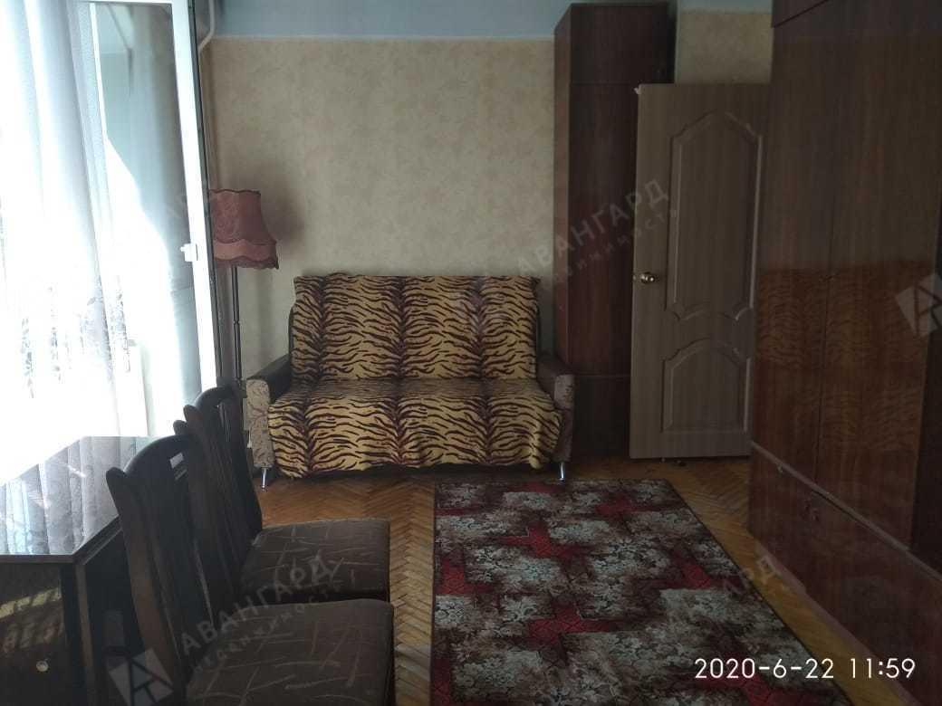 1-комнатная квартира, Пионерстроя ул, 12 - фото 1