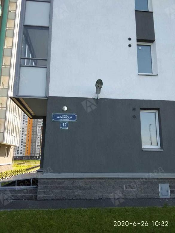 1-комнатная квартира, Чарушинская ул, 12 - фото 20