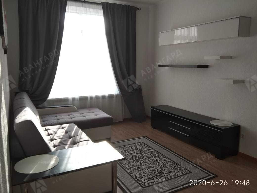 1-комнатная квартира, Адмирала Трибуца ул, 7 - фото 2
