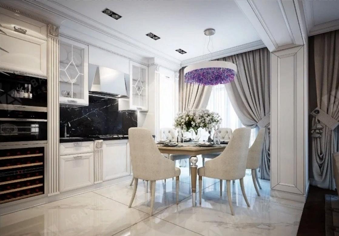2-комнатная квартира, Малая Зеленина ул, 1к22 - фото 2