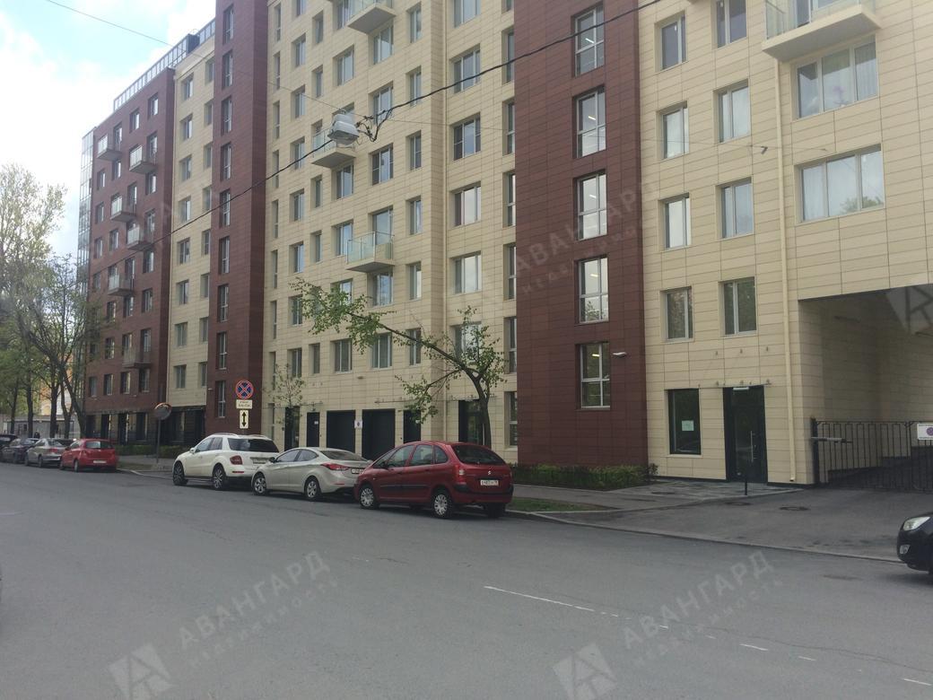 1-комнатная квартира, Выборгская ул, 5 - фото 18