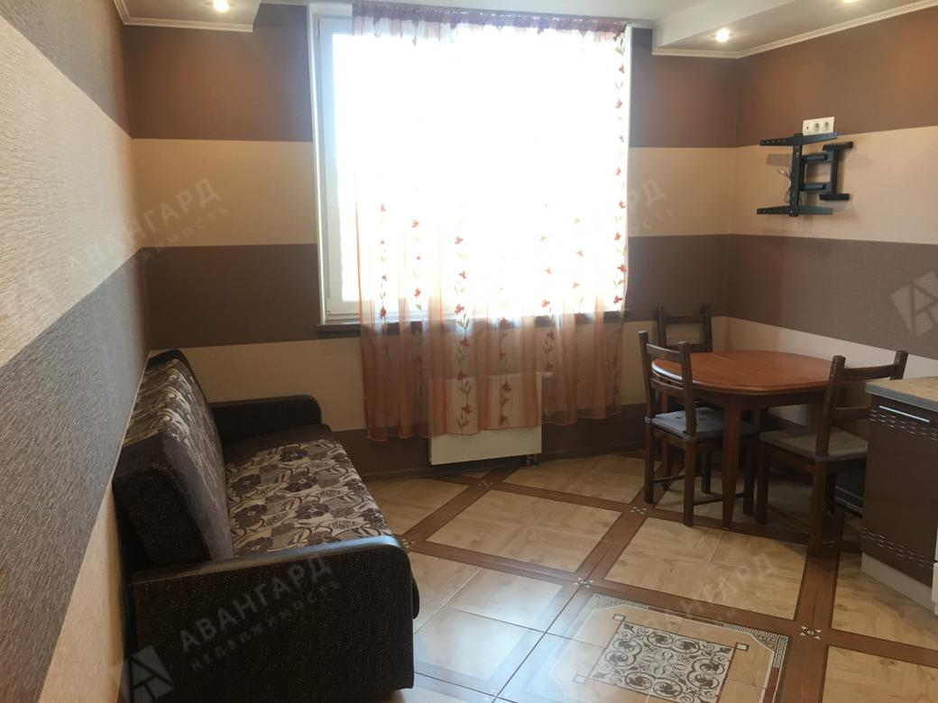 1-комнатная квартира, Выборгская ул, 5 - фото 2