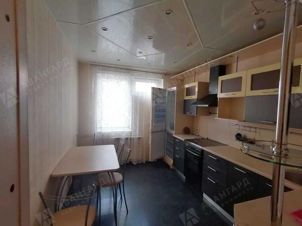3-комнатная квартира, Авиаконструкторов пр-кт, 34 - фото 1