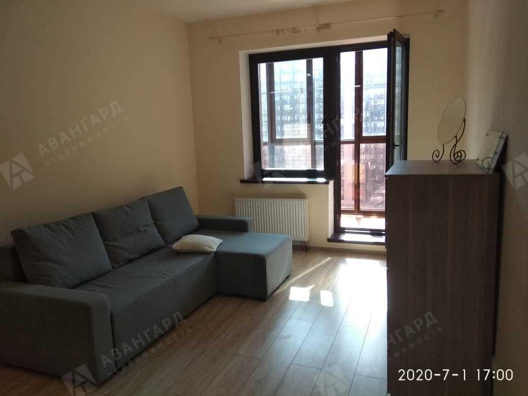 1-комнатная квартира, Менделеева б-р, 7к2 - фото 1