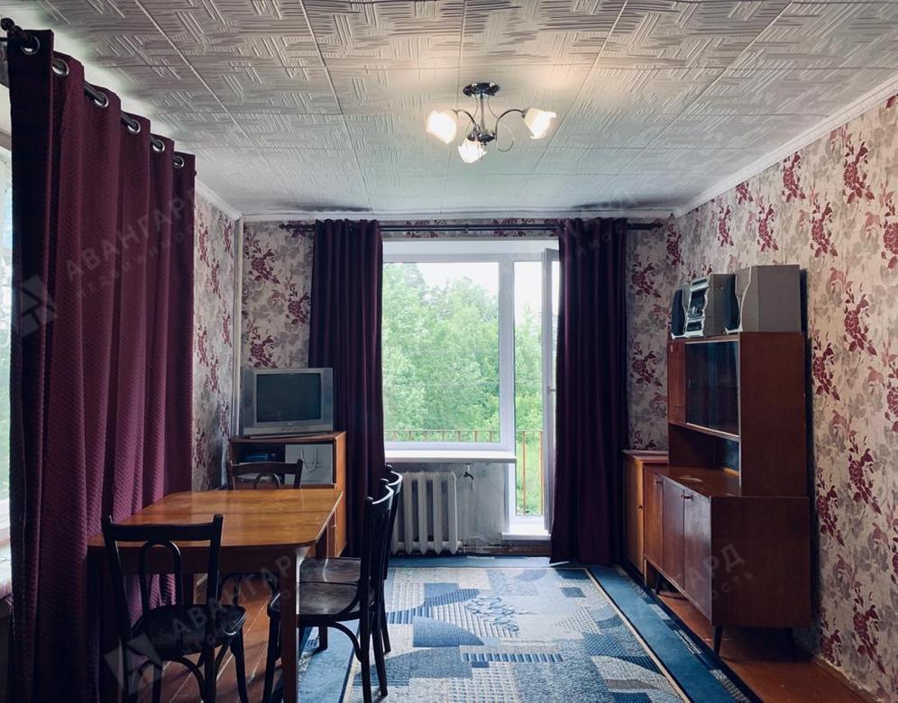 2-комнатная квартира, Пионерский пр-кт, 2 - фото 2