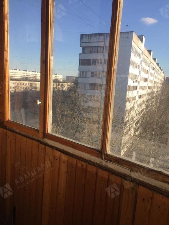 1-комнатная квартира, Ветеранов пр-кт, 78 - фото 16