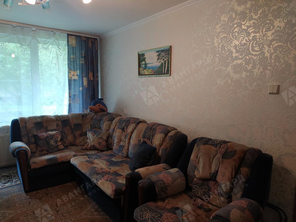 2-комнатная квартира, Белградская ул, 34 к 3 - фото 2