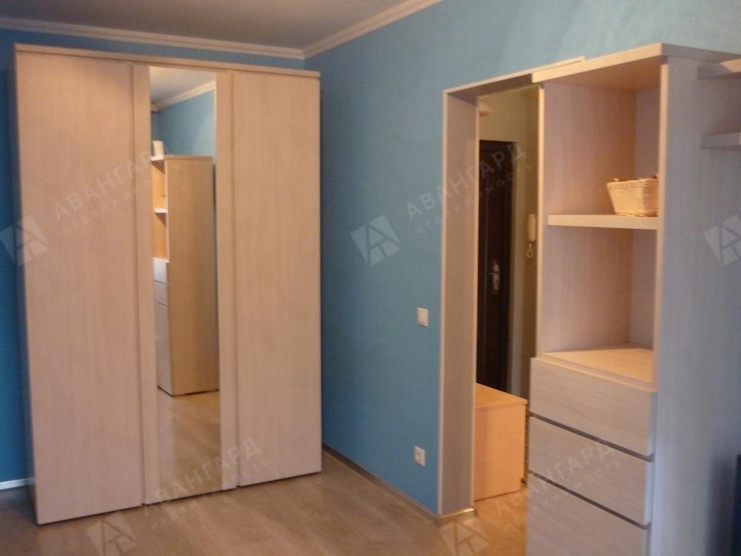 1-комнатная квартира, Авиаконструкторов пр-кт, 49 - фото 2
