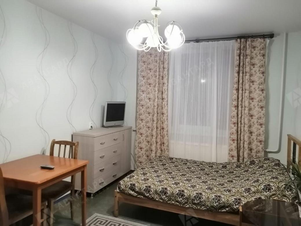 1-комнатная квартира, Вавиловых ул, 5 к 1 - фото 2
