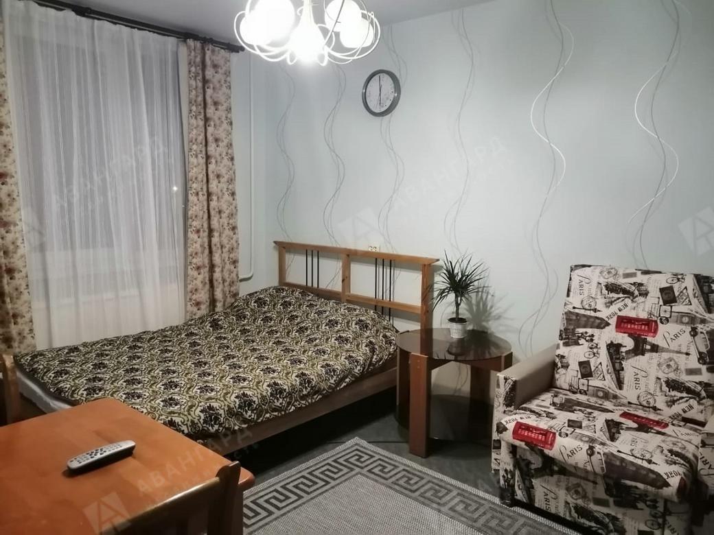 1-комнатная квартира, Вавиловых ул, 5 к 1 - фото 1