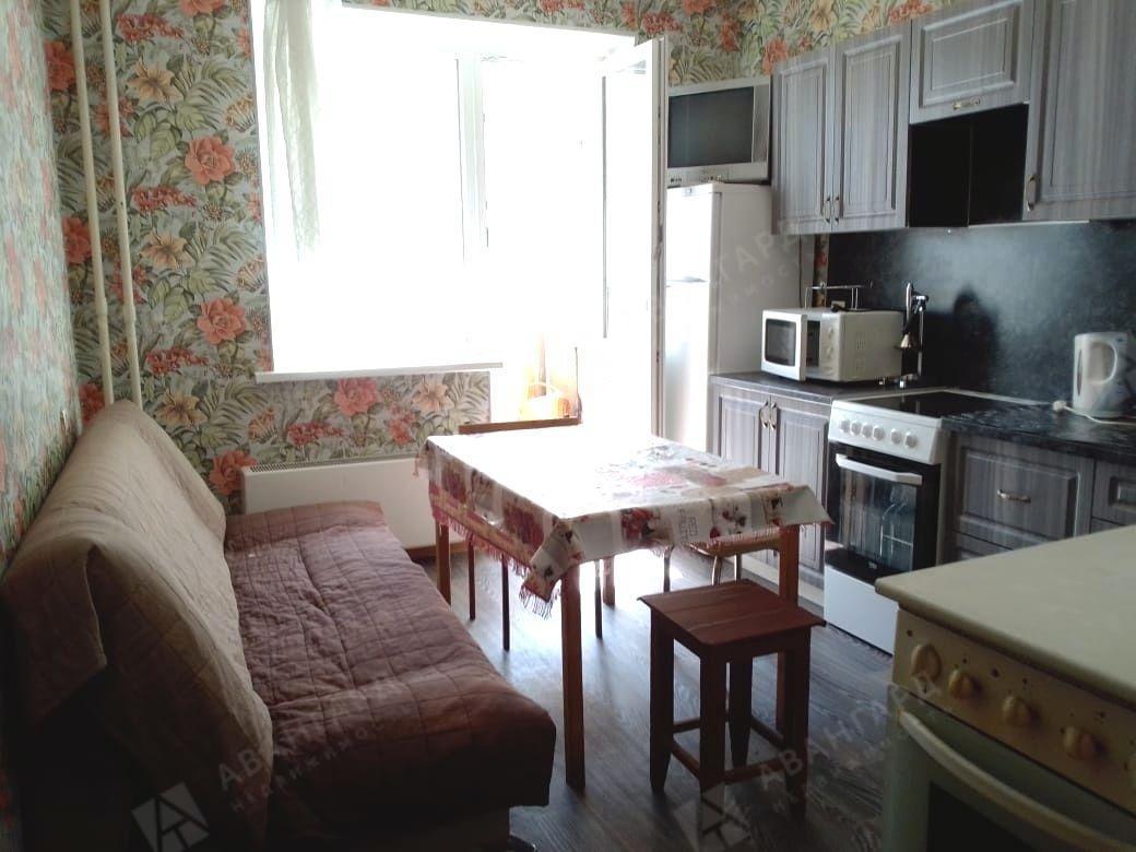 1-комнатная квартира, Ленинский пр-кт, 55к1 - фото 1