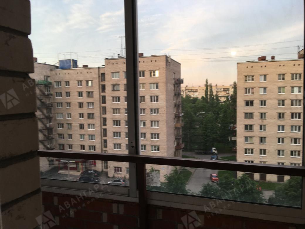 1-комнатная квартира, Ушинского ул, 3к3 - фото 6