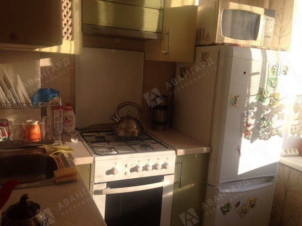 2-комнатная квартира, Варшавская ул, 41к1 - фото 1