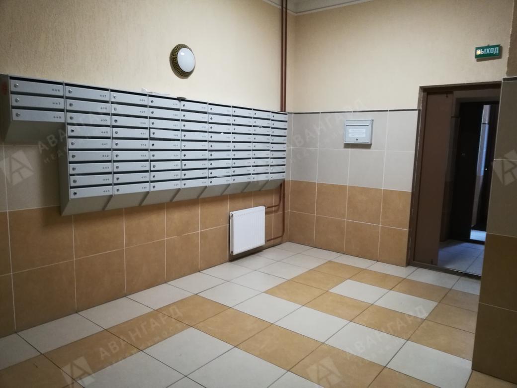 Студия, Александра Матросова ул, 20к2 - фото 14