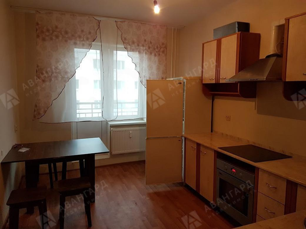 3-комнатная квартира, Юнтоловский пр-кт, 49к5 - фото 2