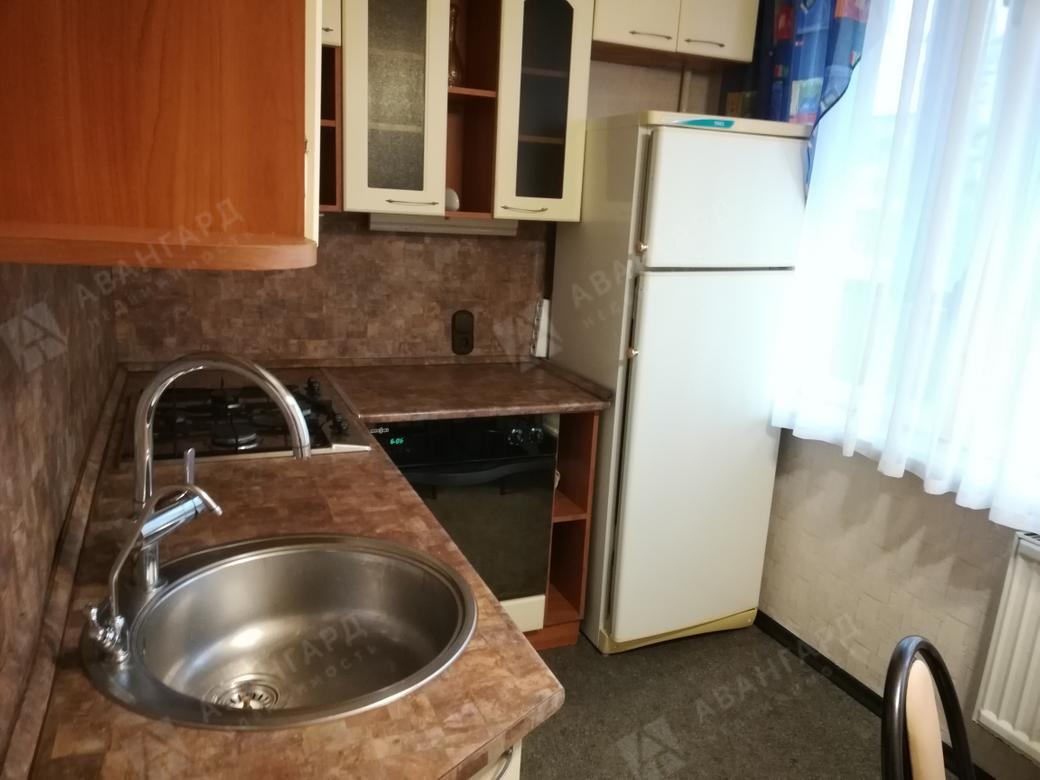 2-комнатная квартира, Науки пр-кт, 73 к1 - фото 1