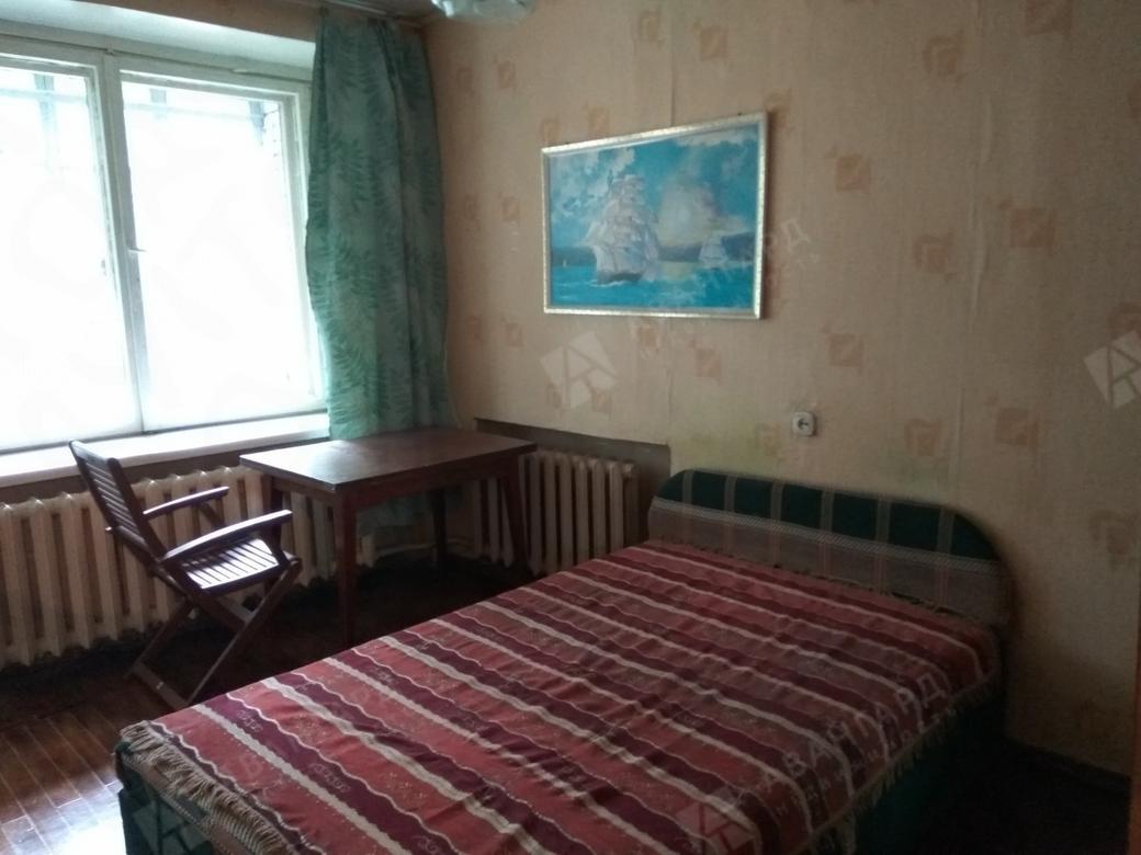 1-комнатная квартира, 2-й Муринский пр-кт, 45 к.2 - фото 1