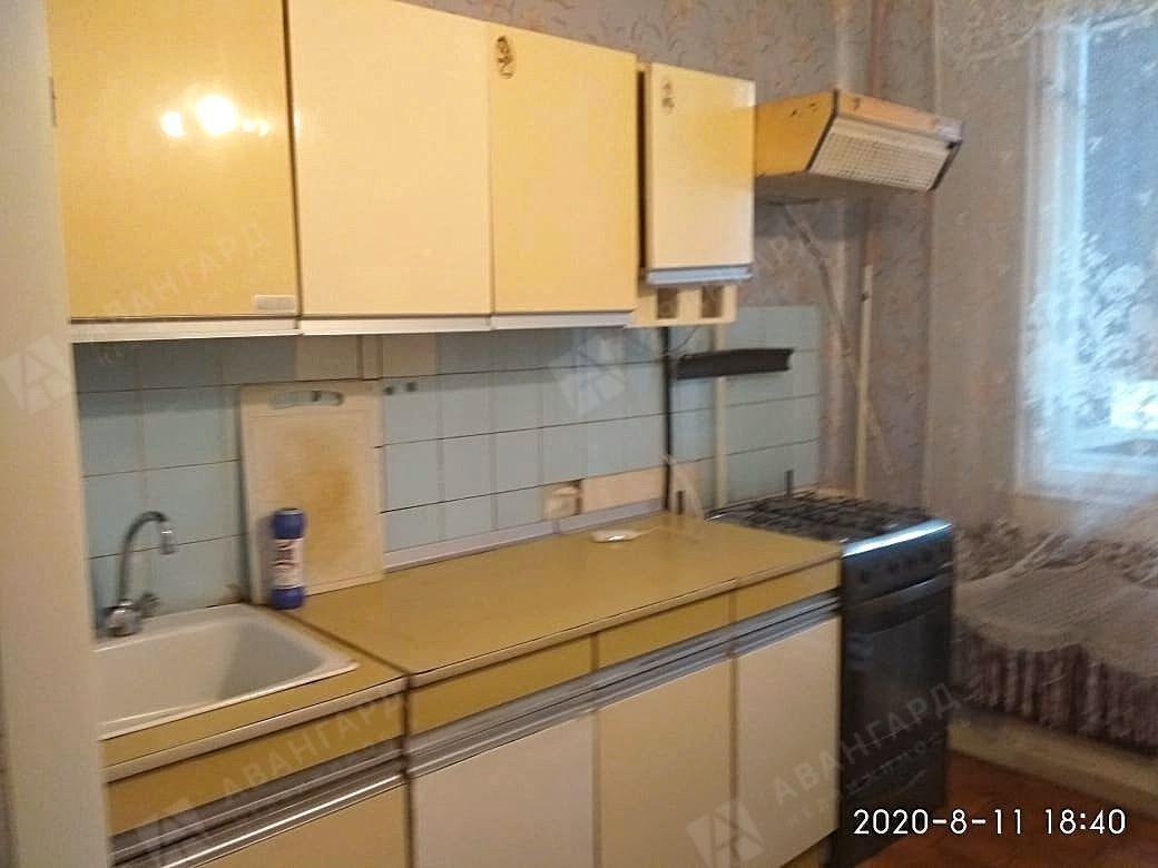 1-комнатная квартира, Кораблестроителей ул, 37к1 - фото 1