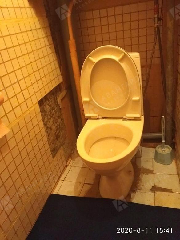 1-комнатная квартира, Кораблестроителей ул, 37к1 - фото 9