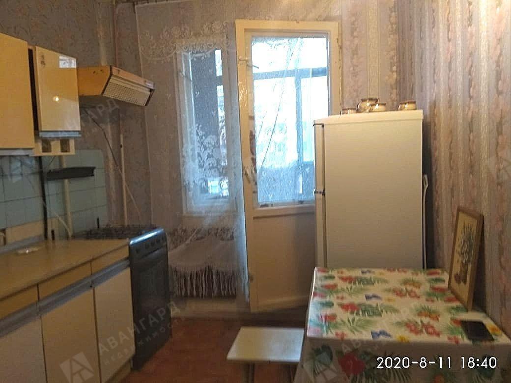 1-комнатная квартира, Кораблестроителей ул, 37к1 - фото 2