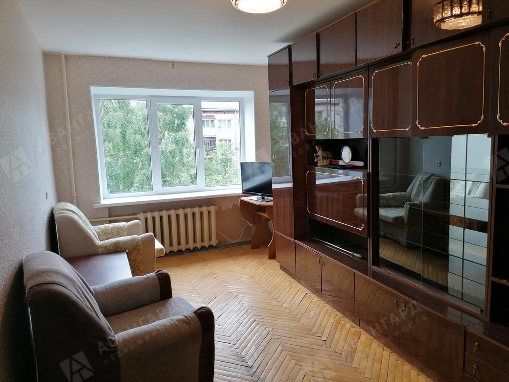 2-комнатная квартира, Политрука Пасечника (Торики тер.) ул, 1к2 - фото 1