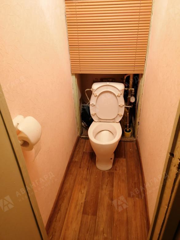 2-комнатная квартира, Политрука Пасечника (Торики тер.) ул, 1к2 - фото 9