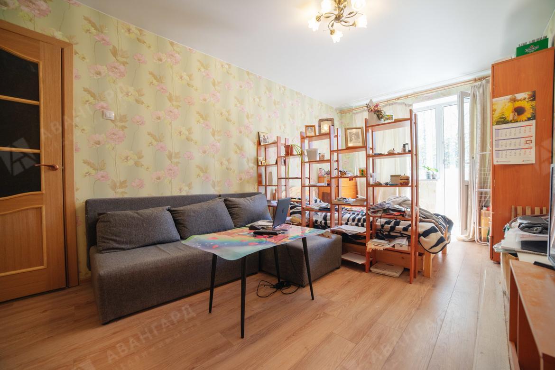 1-комнатная квартира, Вокка ул, 6 к.2 - фото 1