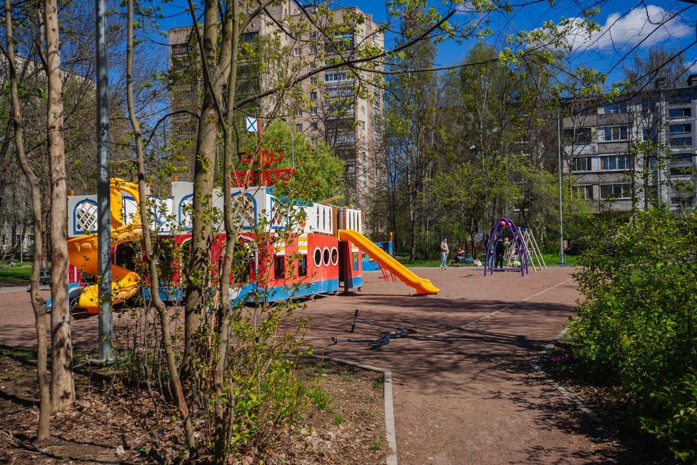 1-комнатная квартира, Вокка ул, 6 к.2 - фото 17
