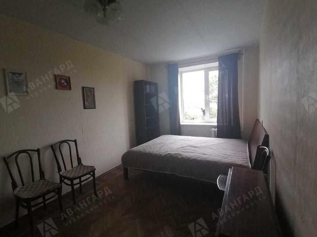 2-комнатная квартира, Космонавтов пр-кт, 46 к1 - фото 1