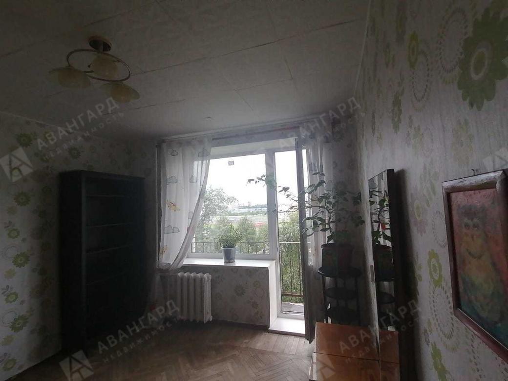 2-комнатная квартира, Космонавтов пр-кт, 46 к1 - фото 2