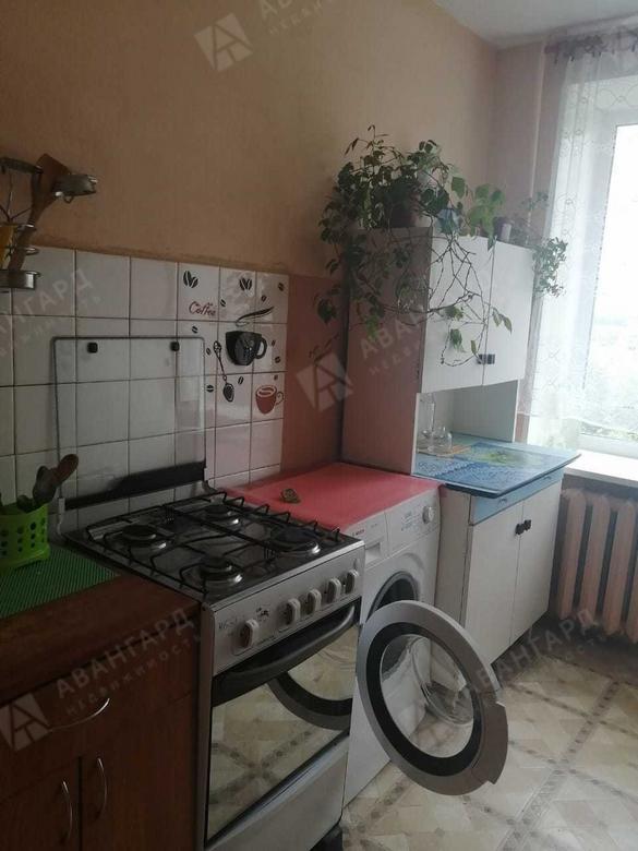 2-комнатная квартира, Космонавтов пр-кт, 46 к1 - фото 9