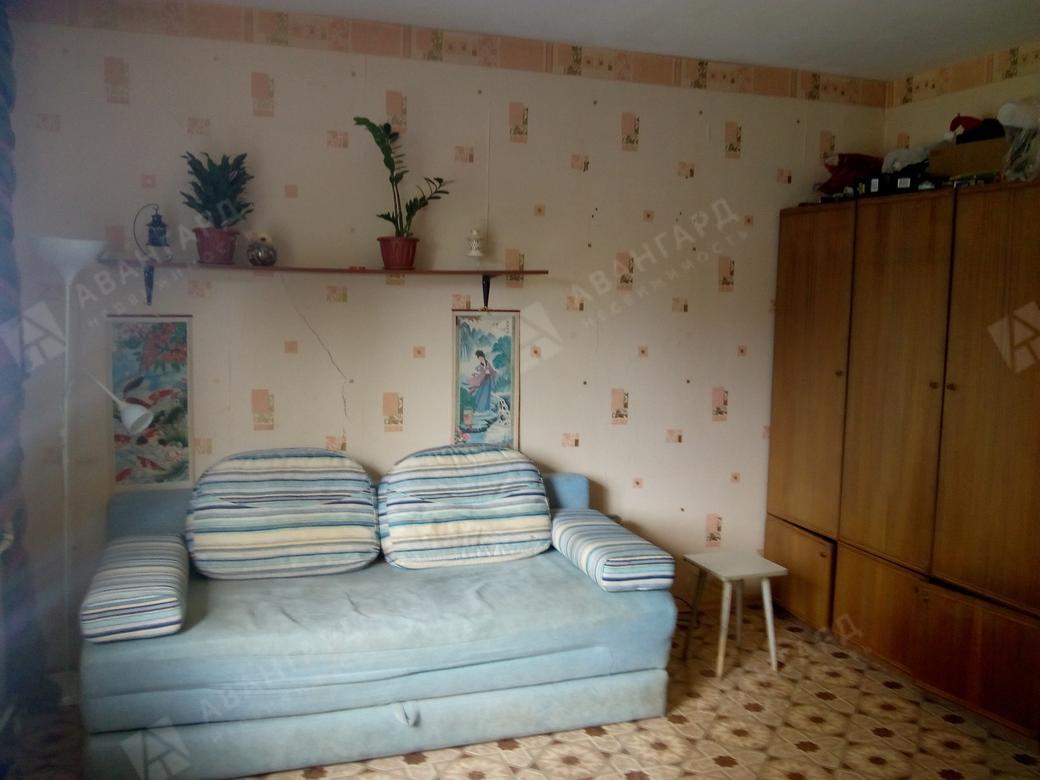 1-комнатная квартира, Ленсоветовский, 15 - фото 1