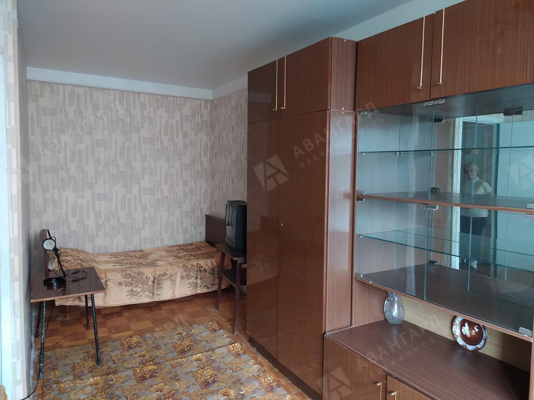1-комнатная квартира, Светлановский пр-кт, д.60, к.1 - фото 2