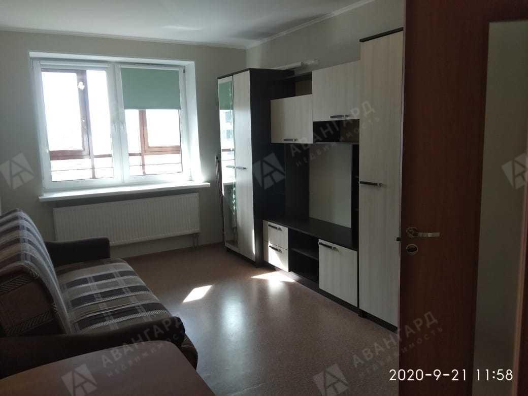 1-комнатная квартира, Новая ул, 17к2 - фото 1
