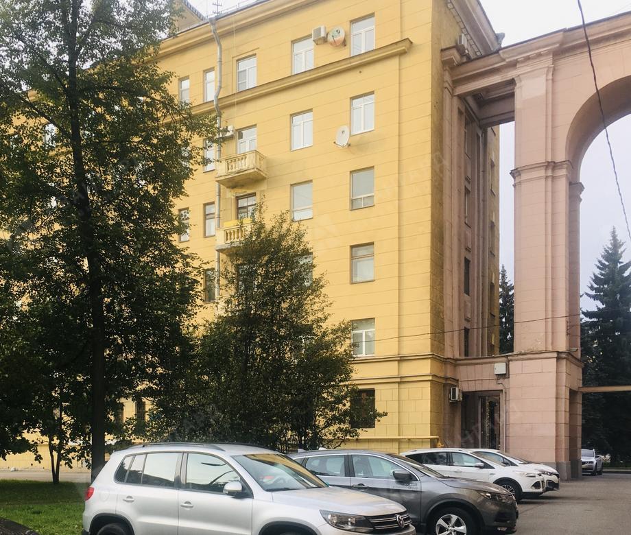 3-комнатная квартира, Чернышевского пл, 2 - фото 1