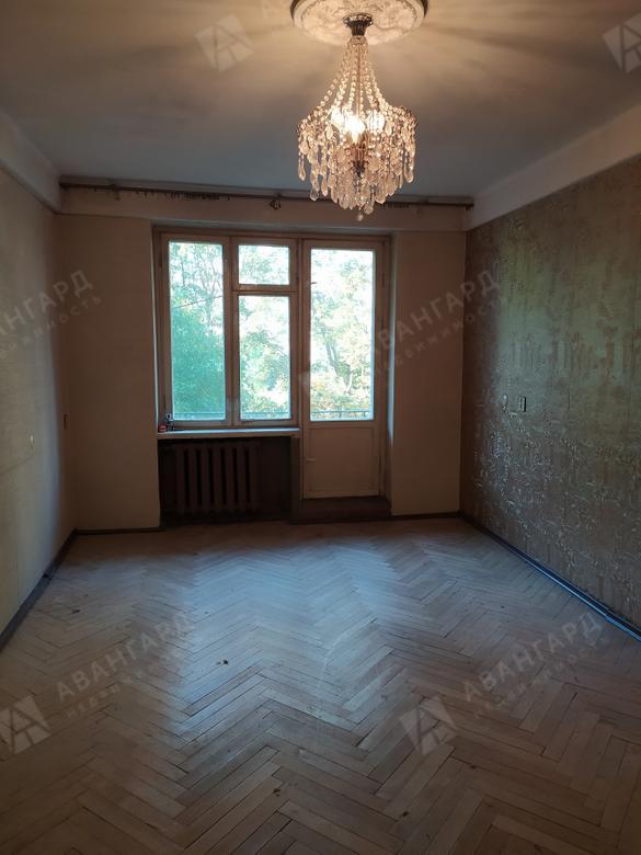 2-комнатная квартира, Белградская ул, 6 к3 - фото 1