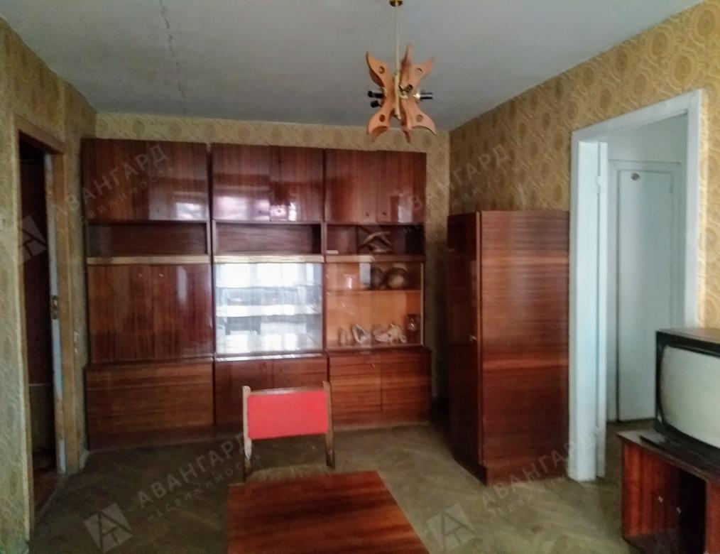 3-комнатная квартира, Варшавская ул, 17 - фото 2