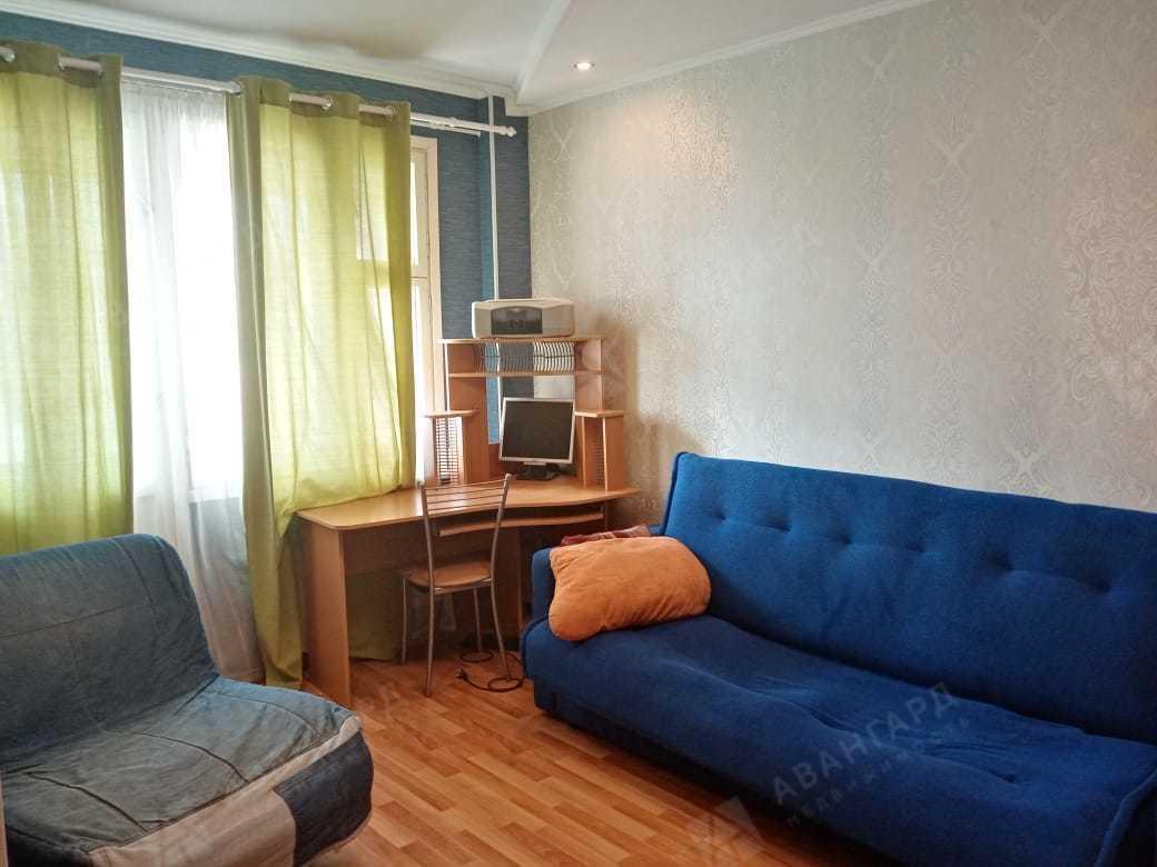 2-комнатная квартира, Комендантский пр-кт, 40к3 - фото 1