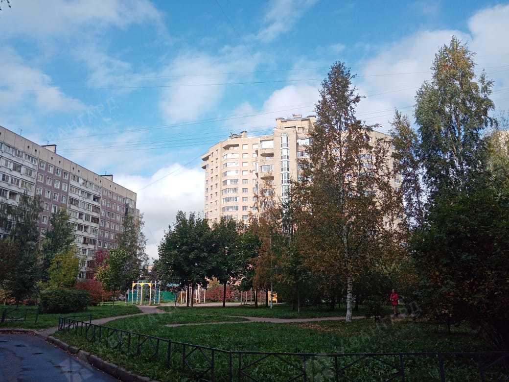 2-комнатная квартира, Комендантский пр-кт, 40к3 - фото 25