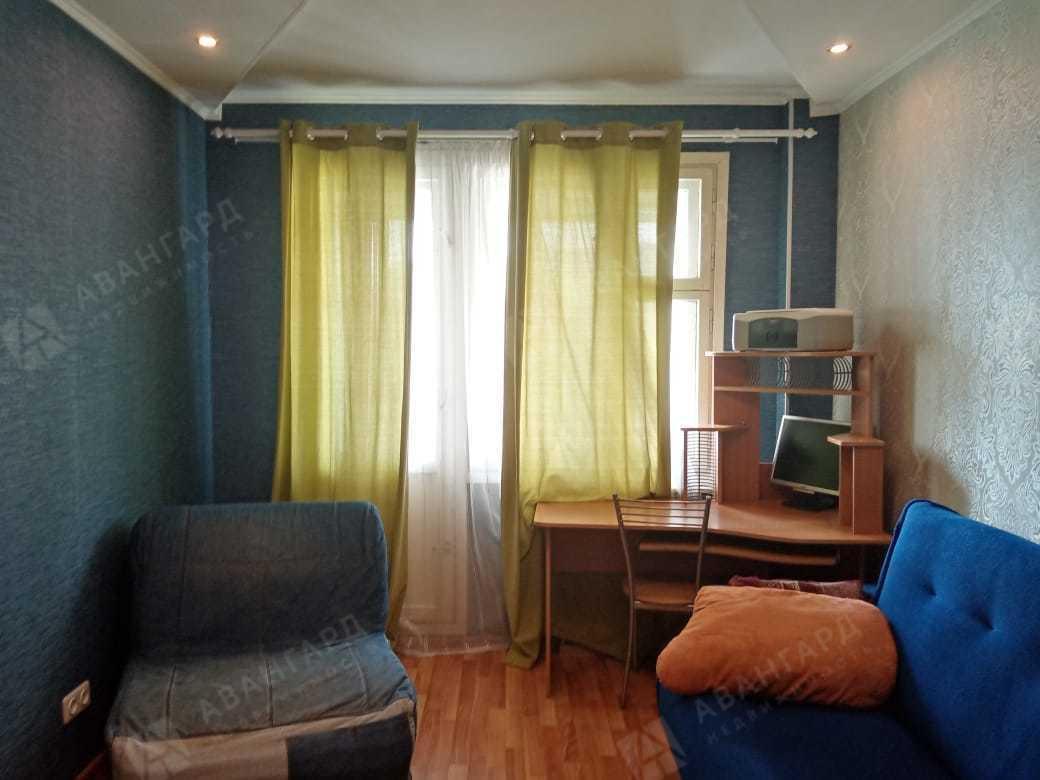 2-комнатная квартира, Комендантский пр-кт, 40к3 - фото 2